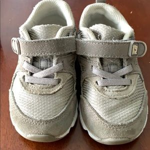 Little boy Stride Rite sneakers